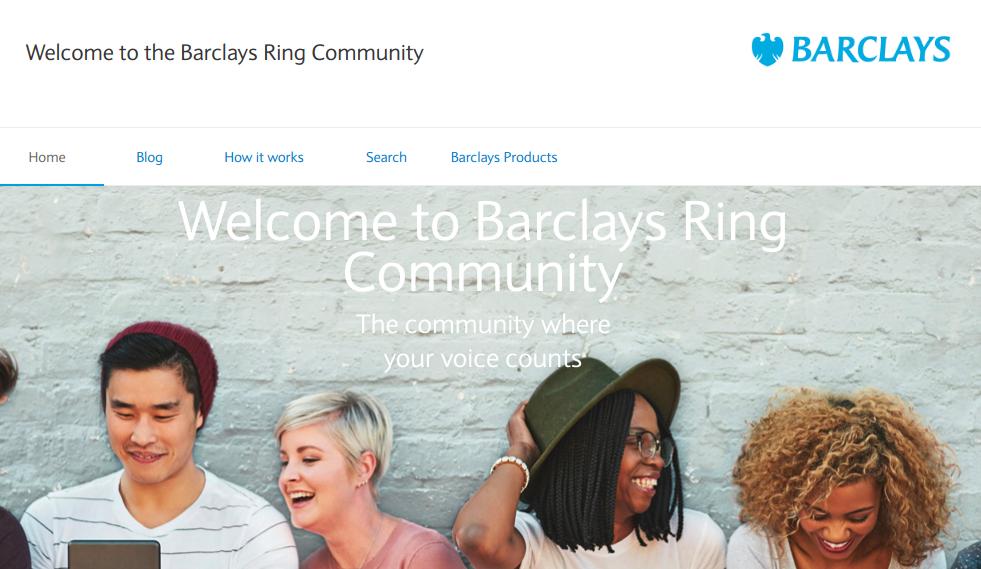 Barclaycard Ring Logo