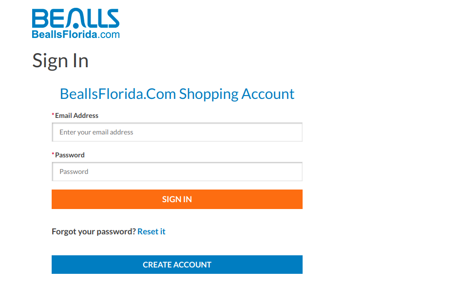Bealls Florida Login My Account