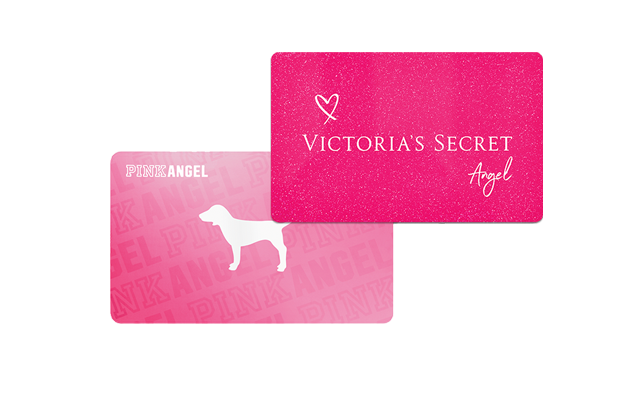 Victoria's Secret Angel Card Application