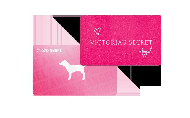 Victoria's Secret Angel Card Application
