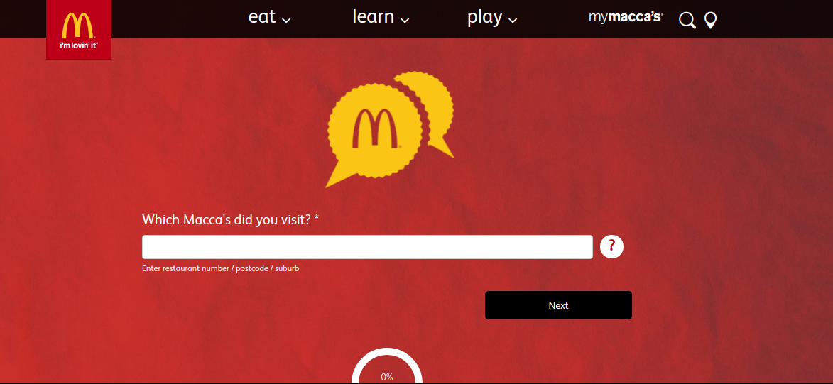 Feedback-Form-McDonald-s-Australia
