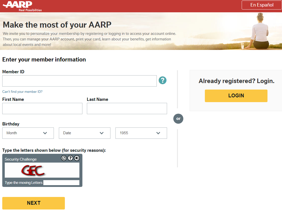 Get Access To AARP And Activate Your Membership
