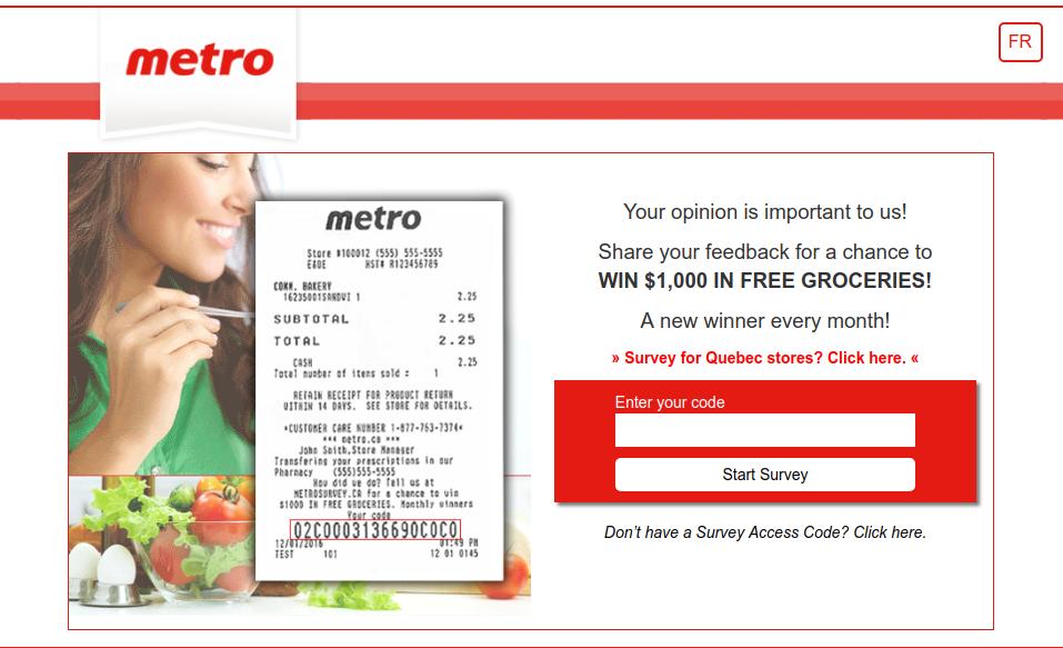 Metro-Survey