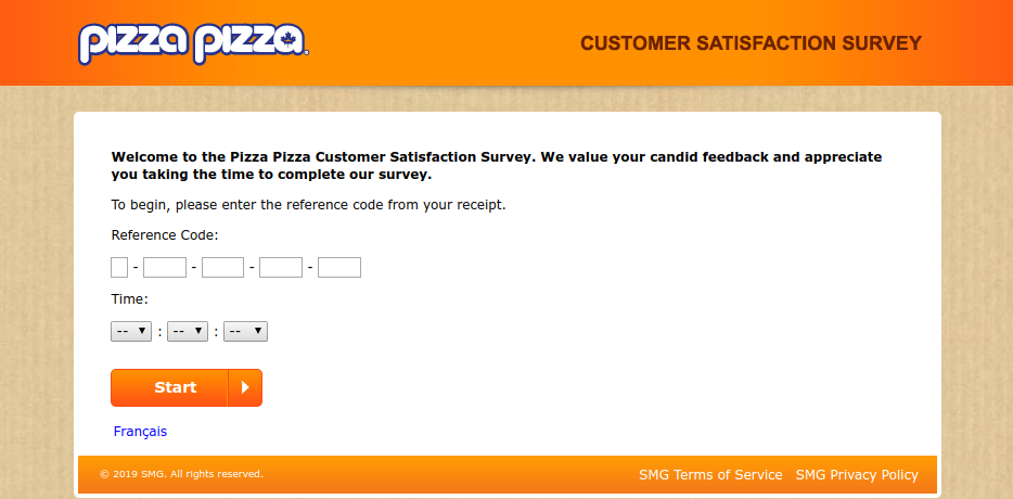 Pizza-Pizza-Customer-Survey