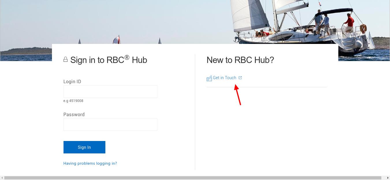 RBC-Hub-register
