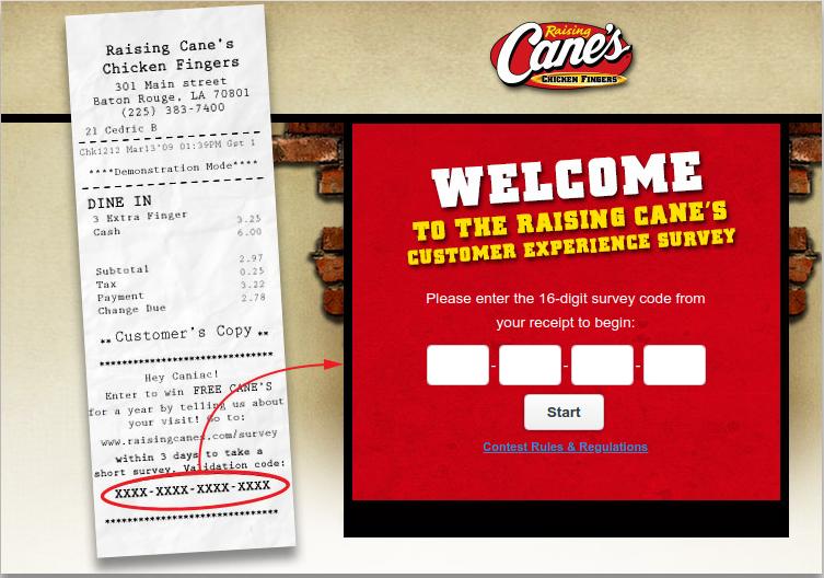 Raising-Cane-s-Customer-Satisfaction-Survey