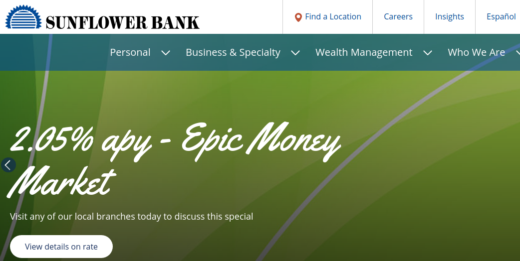 Sunflower-Bank-Personal-Logo