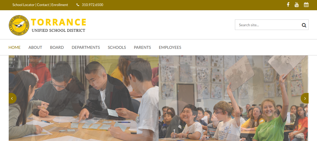 Welcome-to-Torrance-Unified-School-District-logo