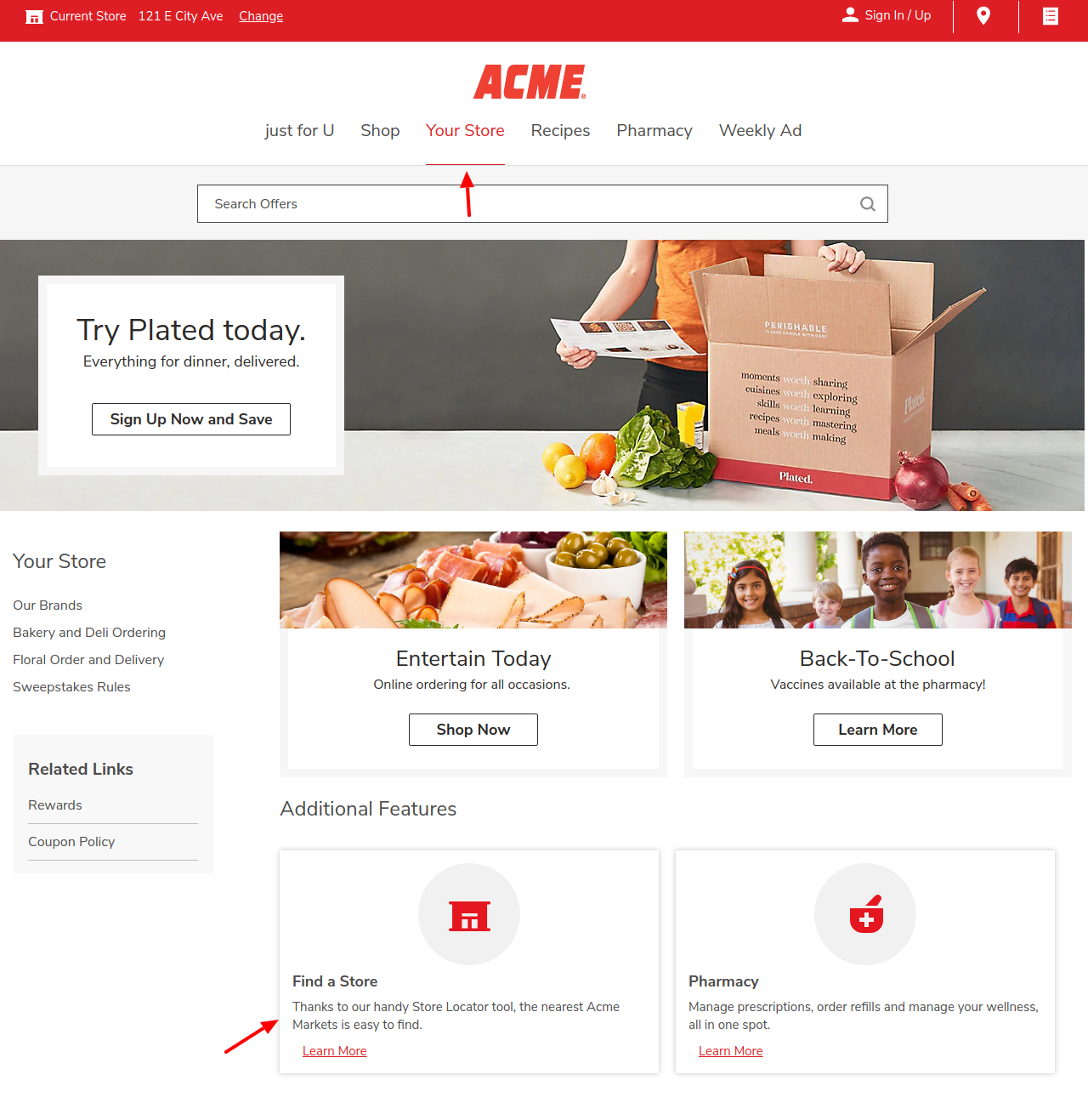 Your-Store-acme-markets