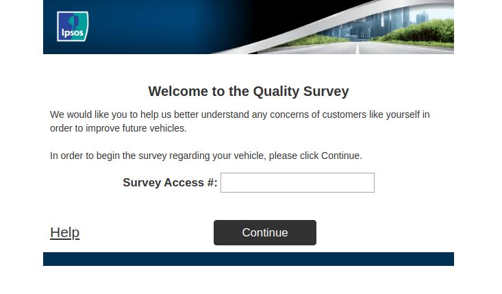 RDA Group Quality Survey Survey