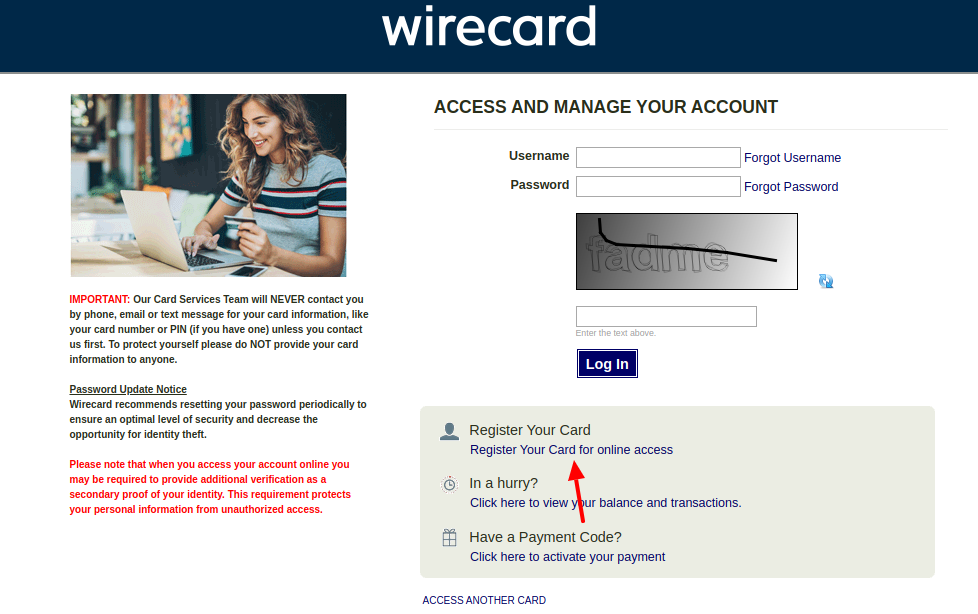 wirecard register