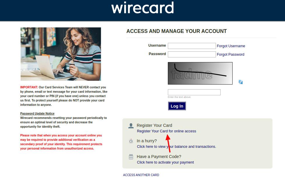 wirecard register